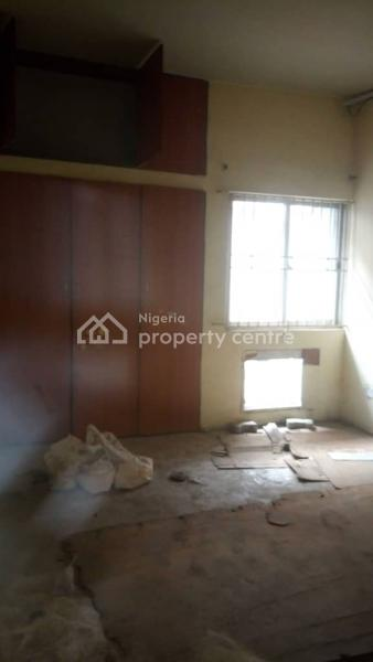 Block of 4 Flats Comprises of 3 Bedrooms Each with 4 Rooms Boys Quarter and a Security House, in a Serene and Secured Neighborhood, Adeniyi Jones, Ikeja, Lagos, Block of Flats for Sale