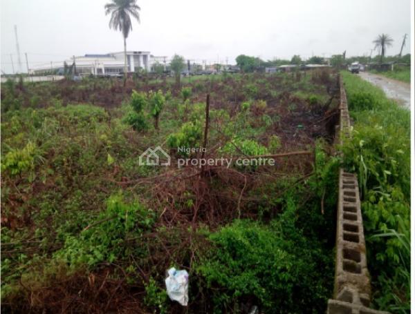 Land, Facing Lekki-epe Expressway, Opposit Coscharis Motors / Greenspring Schools, Awoyaya, Ibeju Lekki, Lagos, Mixed-use Land for Sale
