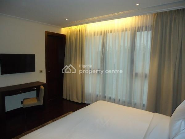 Fully Furnished Luxury 3 Bedroom Apartment with State-of-the-art Facilities, Off Ahmadu Bello Way, Victoria Island (vi), Lagos, Flat for Rent