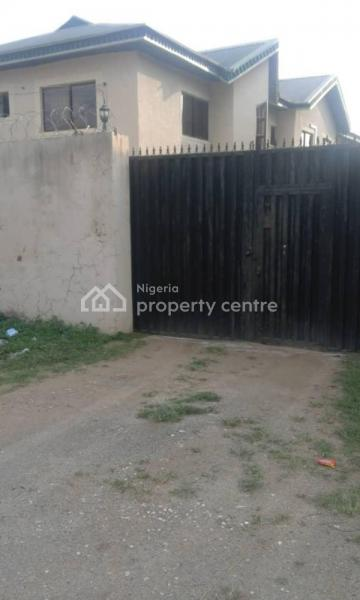 Twin 3 Bedroom Storey, Oloko Junction, Obasa Close,, Oluyole, Oyo, House for Sale