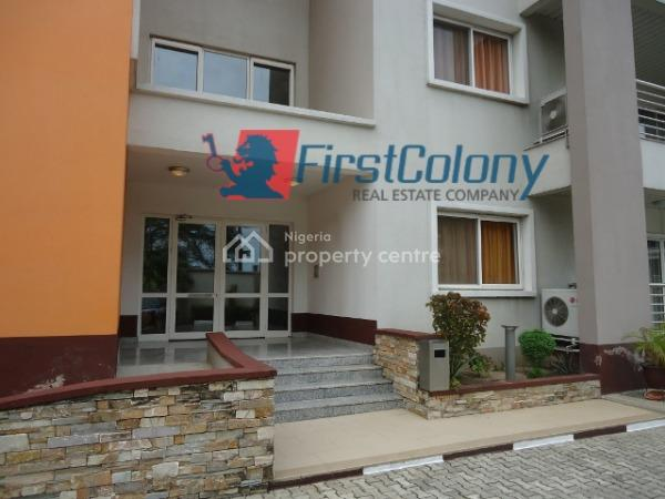Furnished 1 Bedroom Luxury Apartment with Excellent Facilities, Off Bourdillon Road, Old Ikoyi, Ikoyi, Lagos, Flat for Rent