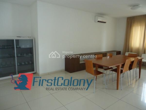 Furnished 3 Bedroom Luxury Apartment with Excellent Facilities, Off Bourdillon Road, Old Ikoyi, Ikoyi, Lagos, Flat for Rent