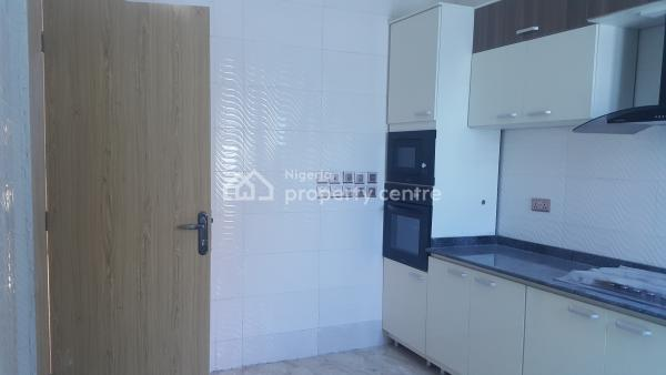 Brand New Serviced 3-bedroom Terrace House, Lafiaji, Lekki, Lagos, Terraced Duplex for Rent