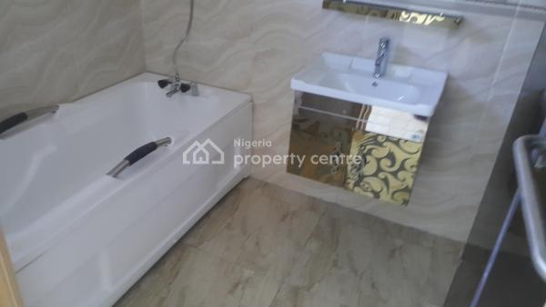 Brand New Serviced 4-bedroom Terrace House, Lafiaji, Lekki, Lagos, Terraced Duplex for Rent
