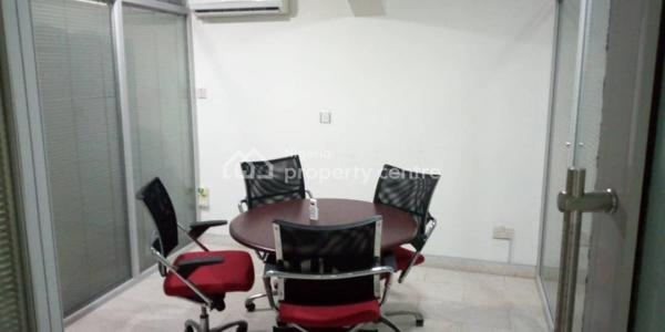 Luxury Serviced Office Space with Standard Equipments, Off Admiralty Way, Lekki Phase 1, Lekki, Lagos, Office Space for Rent