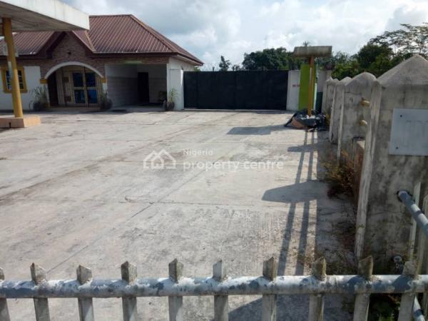 a Standard Filling Station with Up Dated Facilities, Otor Udu, Udu, Delta, Filling Station for Rent