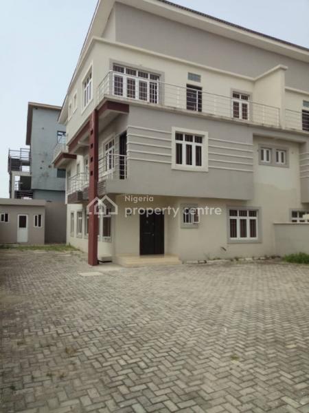5 Bedroom Duplex with a Bq, Dideolu Estate, Oniru, Victoria Island (vi), Lagos, Detached Duplex for Rent