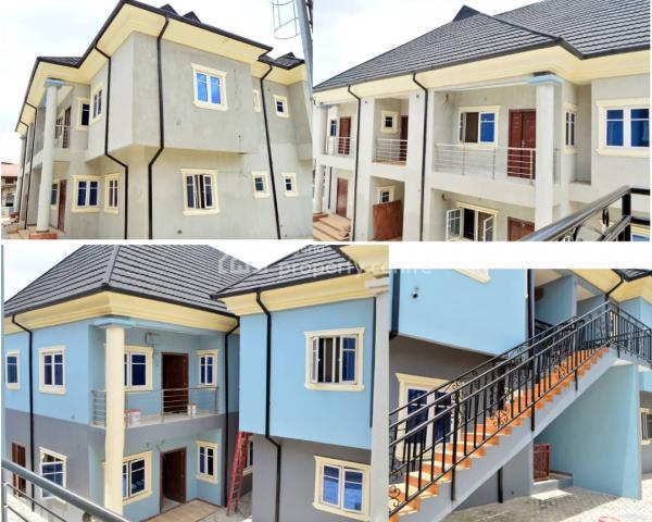 Blocks of 3 Bedroom Flat, Ponle, Egbeda, Alimosho Lagos, Egbeda, Alimosho, Lagos, Block of Flats for Sale