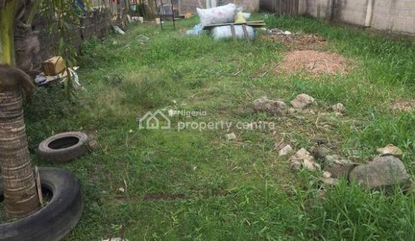 a Half Plot of Land (30 * 80 Feet), Omoasejere Street,, Gra, Ogudu, Lagos, Mixed-use Land for Sale