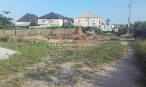 Uncompleted 3 Bedrooms Flat on a Full Plot of Land, Adegbose Estate Oluodo, Ebute, Ikorodu, Lagos, Detached Bungalow for Sale
