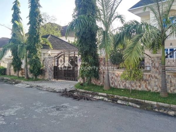 a Luxury 5 Bedroom Detached Duplex with an Adjoining Bq, Self-contained on 1,156sqm., Apo, Abuja, Detached Duplex for Sale