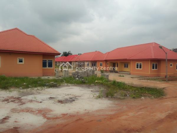 2 Bedroom Flat Newly Built Tastefully Finished in an New Estate, Omitoro Area, Off Elepe Ijede Road, Ikorodu, Lagos, Terraced Bungalow for Sale