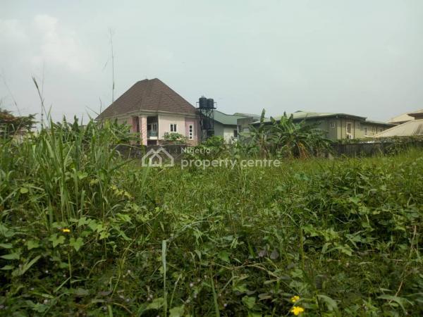 Plot of Land, Eyituoyo Omatshola Street, Ajao Estate, Isolo, Lagos, Residential Land for Sale