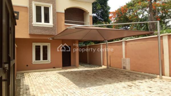 Luxury 5 Bedroom Duplex, Gra, Ikeja Gra, Ikeja, Lagos, Semi-detached Duplex for Sale