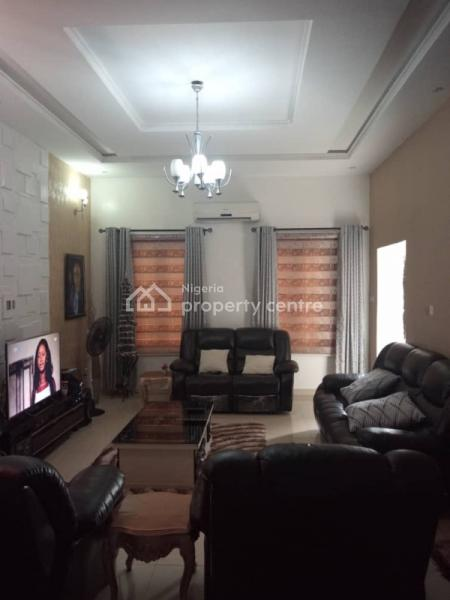 Fully Furnished 4 Bedroom Semi Detached Duplex with Bq O,, Opposite Igbo Efon Roundabout, Idado, Lekki, Lagos, Semi-detached Duplex for Sale