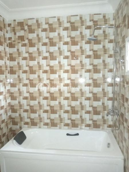 Newly Built Serviced 4 Bedroom Tarrece Duplex in Service Estate, Paradise Estate Opposite Ebano Supermarket, Chevron Drive, Ikota Villa Estate, Lekki, Lagos, Terraced Duplex for Rent