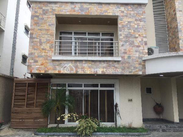 Premium and Exclusive Terrace, Admiralty, Lekki Phase 1, Lekki, Lagos, Flat for Rent