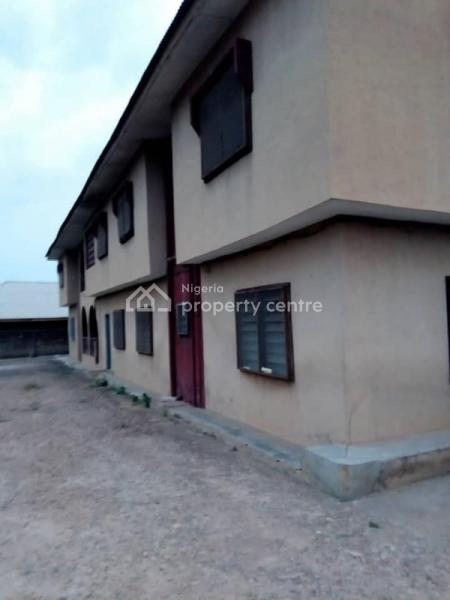 Block of Flat with 2 Units of 3 Bedroom Flat and 2 Units of 4 Bedroom Flat, Abeokuta South, Ogun, Block of Flats for Sale