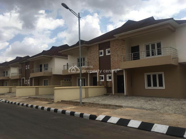 Luxury 4 Bedroom Detached Duplex, Apo, Abuja, Semi-detached Duplex for Sale