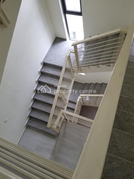 Luxury 3 Bedroom Flat with Bq, Onikoyi, Mojisola Onikoyi Estate, Ikoyi, Lagos, Block of Flats for Sale