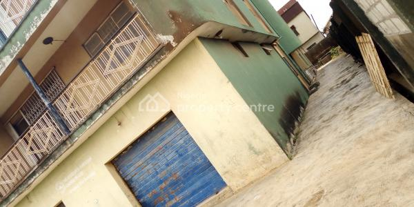 a Vacant Block of 6 Nos 3 Bedroom Flat  with C of O, Obadeyi Bus Stop, Ijaiye, Lagos, Block of Flats for Sale