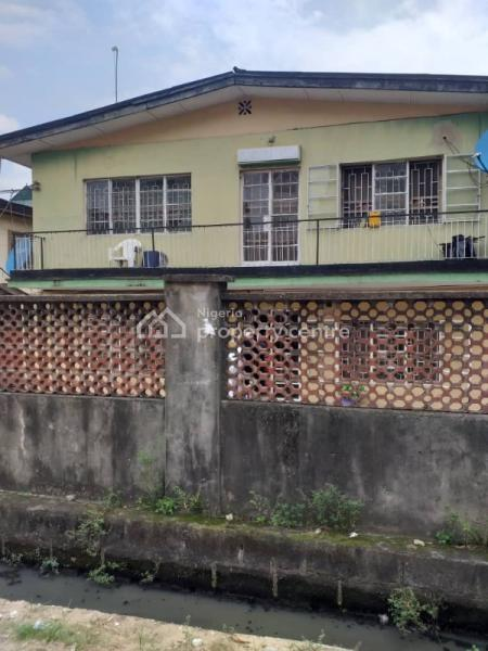 Four Units of 2 Bedroom Flats, Adekunle Kuye Street, Aguda, Surulere, Lagos, Detached Duplex for Sale