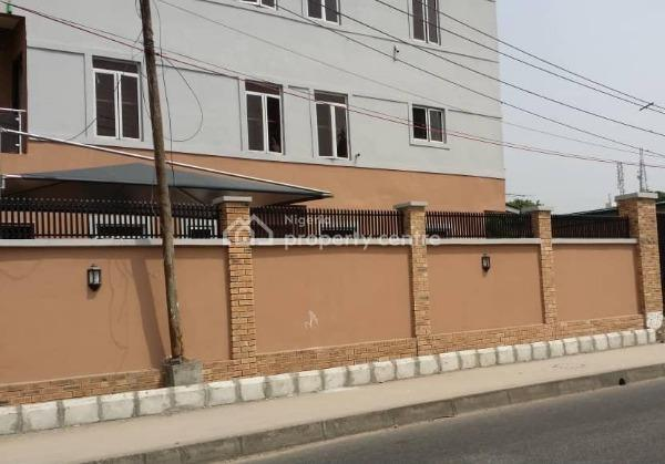 Brand New 3 Bedroom Flat with Swimming Pool and Bq, Parkview, Ikoyi, Lagos, Block of Flats for Sale