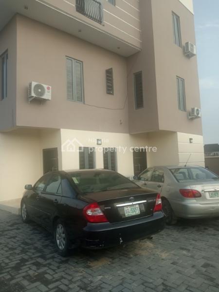 Beautifully Built 1 Bedroom Flat(mini Flat), Cana Street Beside Blenco Supermarket Sangotedo Ajah Lekki Lagos, Ajah, Lagos, Mini Flat for Rent