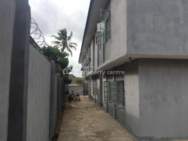 Block of 4 Units of Bedroom Flats, Gowon Estate, Egbeda, Alimosho, Lagos, Block of Flats for Sale
