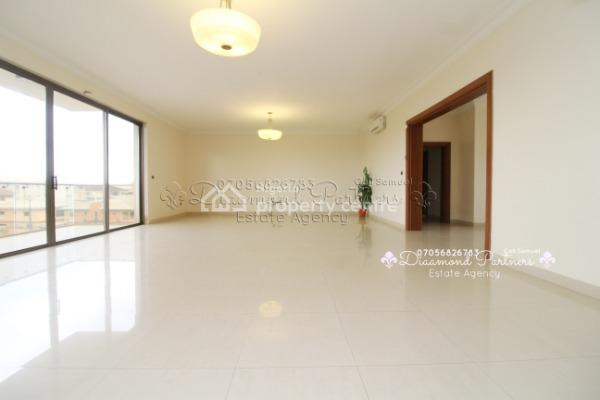 3 Bedroom Serviced Flat with Gym and Pool, Oniru, Victoria Island (vi), Lagos, Flat for Rent