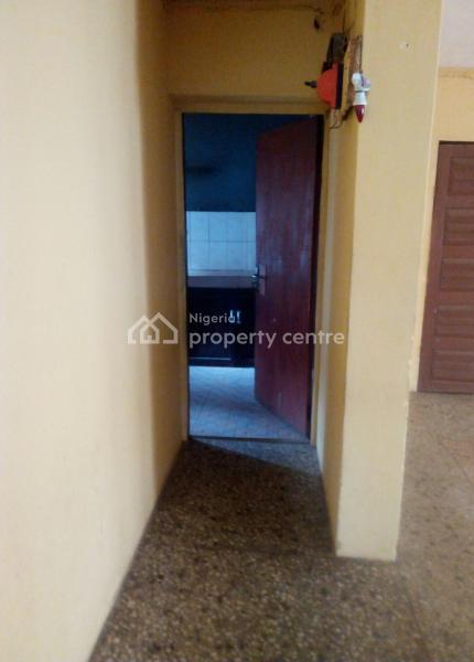 Spacious 3 Bedroom Flat in Iju Ajuwon, Iju Ajuwon, Iju-ishaga, Agege, Lagos, Flat for Rent