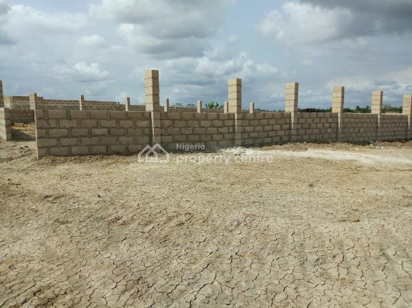 300sqm² Plots of Land Available for Sale Inside Rose Courts, Aseese., on Vip Road to New Redemption Camp Auditorium, Adjacent Christ Embassy Prayer Ground ,aseese., Asese, Ibafo, Ogun, Residential Land for Sale