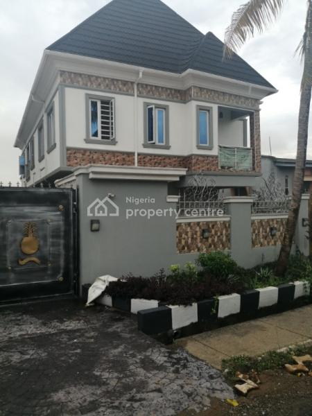 Luxury Built 5 Bedroom Fully Detached Duplex With A Room Boys-quarter