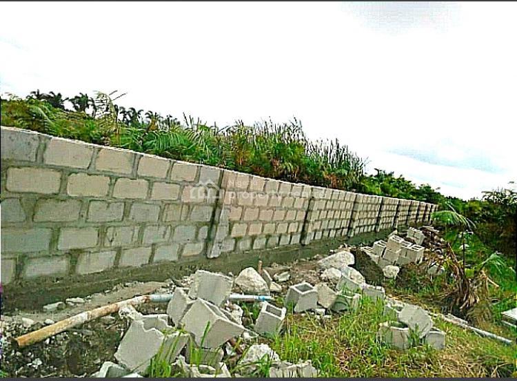 Huston Estate. Dry, Fenced Land. Buy 5 Get 1 Free, Lekki Sunrise Estate, Before La Campaign Tropicana, Ibeju Lekki, Lagos, Residential Land for Sale