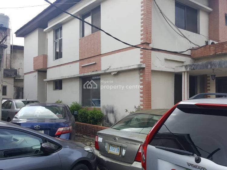 5 Bedroom Detached House on 750 Sqm Land, Victoria Island (vi), Lagos, Detached Duplex for Sale