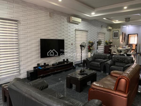 Neatly Built 5 Bedroom Detailed Duplex with Bq  on 500sqmts, Omole Phase 2 Estate, Estate, Ojodu, Lagos, Detached Duplex for Sale