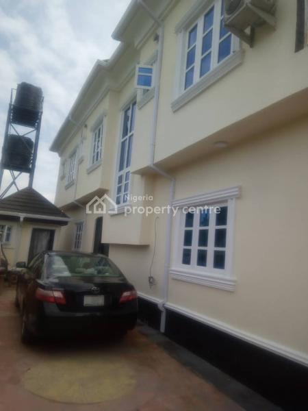 New Self Contained with Excellent Finishing, Badore, Ajah, Lagos, Self Contained (single Rooms) for Rent