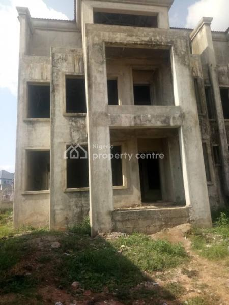 a Mini Estate with 12 Terraces and 18 Flats, Life Camp, Gwarinpa, Abuja, Block of Flats for Sale
