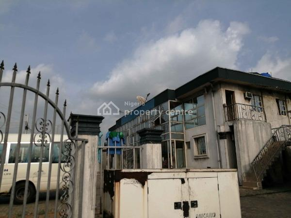 Purpose Built Open- Planned Office, Ojodu, Lagos, Office Space for Sale