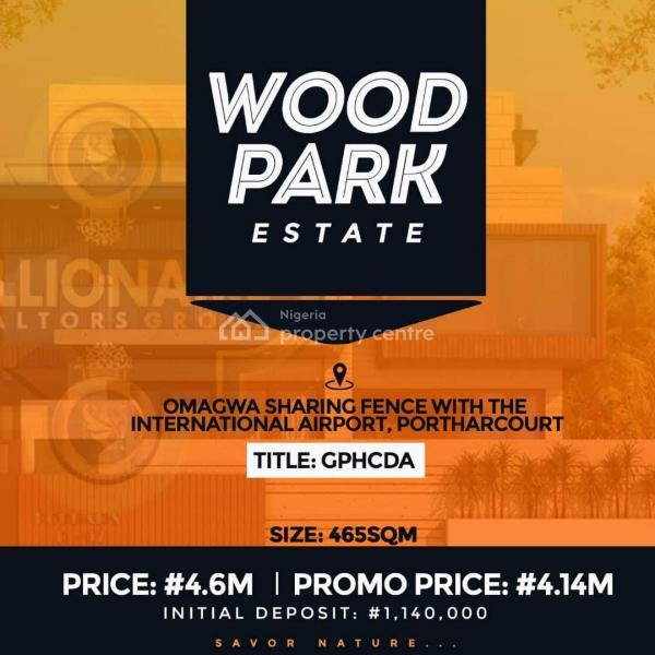 Wood Park Estate, Port Harcourt, Rivers, Mixed-use Land for Sale