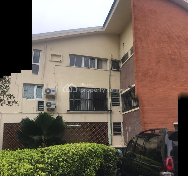 Luxury 4 Bedrooms Terrace Suitable for Commercial and Residential, Glover Road, Old Ikoyi, Ikoyi, Lagos, Terraced Duplex for Rent