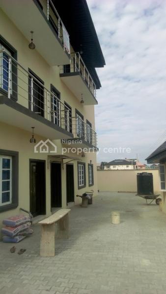 Luxury 2 Bedroom Flats, Back of Blenco Supermarket Sangotedo, Ajah, Lagos, Flat for Rent