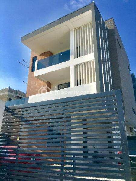 Magnificently Built and Tastefully Finished Corner-piece 6br Detached House with Swimming Pool and Cinema, Banana Island, Ikoyi, Lagos, Detached Duplex for Sale