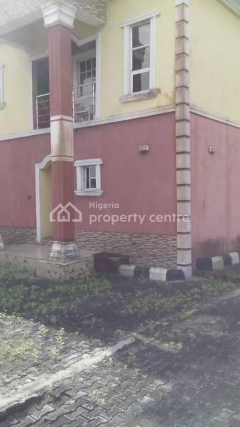 Outstanding Detached 5 Bedroom Duplex, Army Estate, Uvwie, Delta, Detached Duplex for Sale
