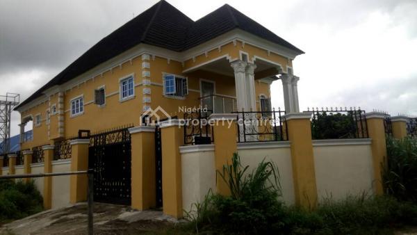Breathtaking 5 Bedroom Duplex, Orhworun, Udu, Delta, House for Sale