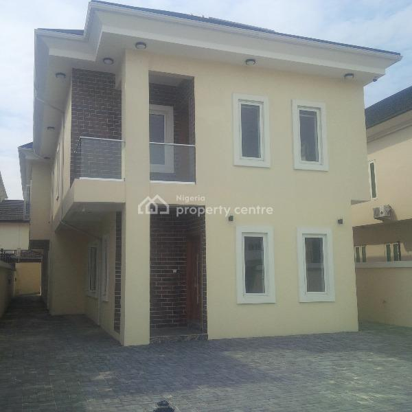 Luxury New House, Lekki Phase 1, Lekki, Lagos, Detached Duplex for Rent