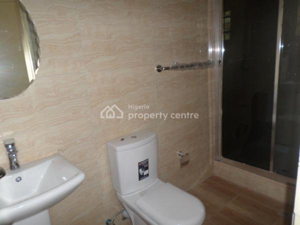 Serviced 5 Bedrooms, 2 Sitting+ Bq, Jabi, Abuja, Semi-detached Duplex for Rent