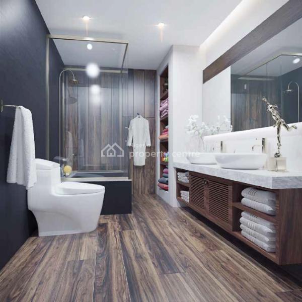 Off Plan: 4 Bedroom Luxury Penthouse  with 1 Room Boys Quarter at Eko Atlantic, Victoria Island, Eko Atlantic, Eko Atlantic City, Lagos, Block of Flats for Sale