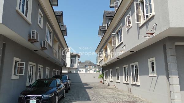 Nicely Built 5 Bedroom Terrace, Lekki, Lagos, Terraced Duplex for Rent