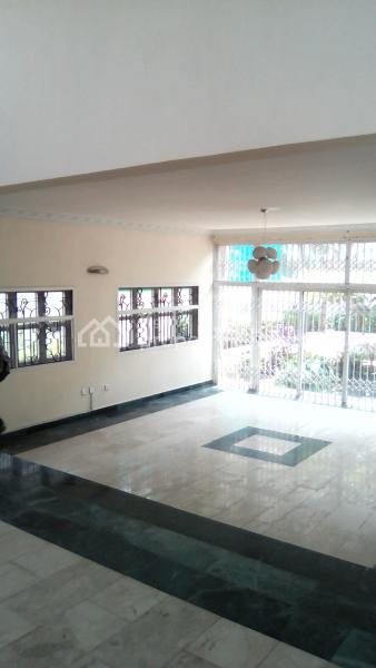 Contemporary 5 Bedroom Detached Family Home with Swimming Pool and Boys Quarters.( Commercial Uses Will Be Considered) ., Fola Osibo, Lekki Phase 1, Lekki, Lagos, Detached Duplex for Rent